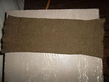 Tour de cou en laine WWII  Woolen choker(neck size) WWII