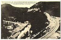 CPA 39 Jura Ligne du P.L.M Lons-le-Saunier à Morez
