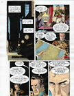 BATMAN MASTER OF THE FUTURE Pg #21 HAND COLORED PRINT GUIDE Barreto, Steve Oliff