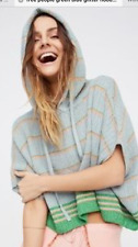 Free People Shimmer & Sheen Hoodie Sz M/L  NWT