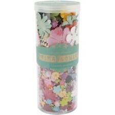 Prima Marketing Mulberry Paper Petals Pillar, Botanical Wildflower Mix, 529550