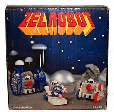 ZEL ROBOT JAPAN WINDUP VINTAGE SPACE TOY ZEROIDS BILLY BLASTOFF
