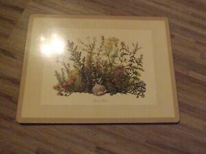 Pimpernel Platz-Sets Garden Herbs