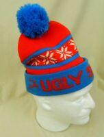 Ugly Sweater Run Stocking Hat Holiday Christmas Fun Run