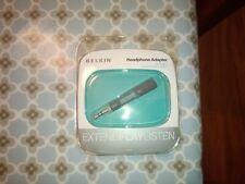 Joblot 5 X Belkin Headphone Adaptors for iPhone - New In Pack Bargain!!