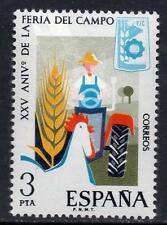 España estampillada sin montar o nunca montada 1975 SG2308 la 25th feria agrícola