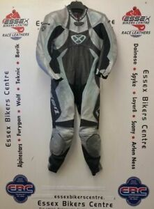 Ixon Anthemion Ladies One Piece Motorcycle Leathers Small UK 10 Excellent Con