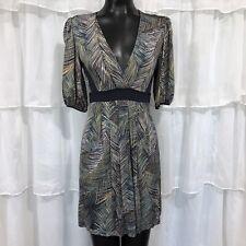 Small - BCBGMAXAZRIA Floral Print Dress