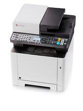 Kyocera ECOSYS M5521cdn 4-in-1 Color Laser Network Printer+FAX+Duplex Scan/Print