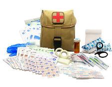 New Recruit First Aid Kit - Military IFAK Army Medic - Tan #FA15