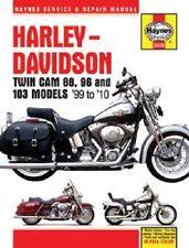 HAYNES SERVICE MANUAL HARLEY SOFTAIL DEUCE, FATBOY & NIGHT TRAIN 2000-2003