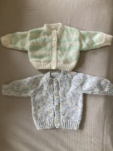Baby Boys Knitted Cardigans