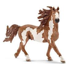 Schleich 13794 Chestnut Pinto Stallion Model Paint Horse Toy Figurine - NIP