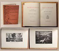 Meissner Das Künstlerbuch Künstlermonographie Band 2 Arnold Böcklin 1901 xz