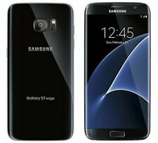 Samsung Galaxy S7 edge SM-G935 - 32GB - Black Onyx (Unlocked) Smartphone