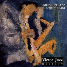 Various Modern Jazz Cool & West Coast Victor Jazz History 1997 BMG RCA CD Album