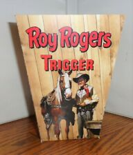 Roy Rogers Popcorn Box Triggerfree Shipping