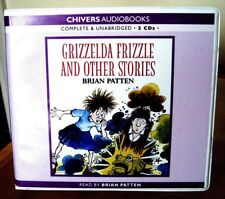 BRIAN PATTEN - GRIZZELDA FRIZZLE & OTHER STORIES - CD AUDIO BOOK UNABRIDGED
