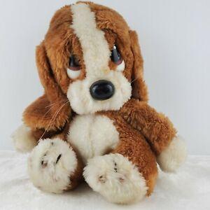 Vintage 1984 Applause Sad Sam Baby Giordano Plush Basset Hound Puppy Dog
