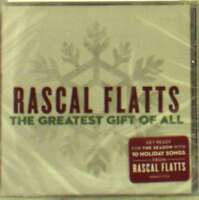 Rascal Flatts - The Greatest Gift Of All NEW CD