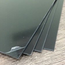 3mm Black Pinseal ABS Sheet New 600mm x 450mm