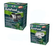 JBL AutoFood Black oder White Futterautomat für Aquarienfische