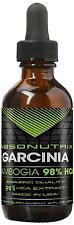 Absonutrix Garcinia Cambogia 98% HCA Drops- 2 Oz Natural weightloss supplement