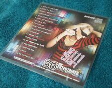 Karaoke cdg disc MRH086 Mr Entertainer Pop Hits, see Description, 18 tracks/arts