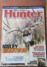 North American Hunter  June July 2009 Muley Marathon