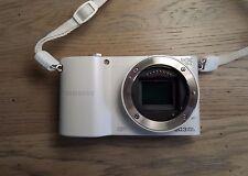 appareil photo hybride Samsung NX 1000 Blanc