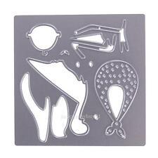 Bird Baby Metal Cutting Dies Stencil DIY Scrapbooking Album Paper Card Craft Hot