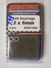 DURATRAX #DTXC1503 3mm X 5mm BALL BEARINGS (2 PCS)