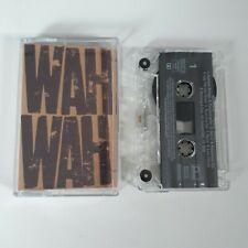 JAMES WAH WAH DOUBLE PLAY CASSETTE TAPE BRIAN ENO FONTANA 1994