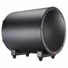 Anthony Gallo TR-3D Cylindrical Steel Subwoofer in Black
