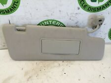 LAND ROVER DISCOVERY 4 DRIVER SIDE SUN VISOR L319 FREE P&P 2010-2016