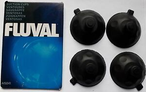 HAGEN FLUVAL SUCTION CUPS  ( SUCKERS ) PACK OF 4 0015561350419