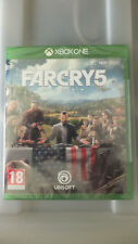 [ES] Xbox One - Far Cry 5 (factory sealed)