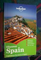 Discover SPAIN (Spanien) - Madrid Barcelona Catalonia Andalucia # LONELY PLANET