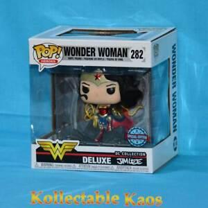 Wonder Woman - Wonder Woman Jim Lee Collection Deluxe Pop! Vinyl (RS) #282