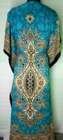 Hippy Boho Maxi New Long Kaftan dress ,Free Size Women Caftan With Free Shipping