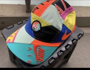 NIKE NRG AW84 CU AIR MAX2 LIGHT QS ATMOS Design Cap Multi color