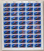 Bund 50er Bogen MiNr. 968 postfrisch MNH Formnummer 2 (BW6110