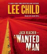 Jack Reacher: A Wanted Man No. 17 by Lee Child (2012, CD, Abridged) REDUCED