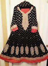 pakistani designer jamawar  dress for wedding party or eid