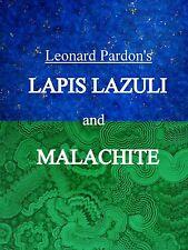 LEONARD PARDON'S FAUX FINISH INSTRUCTIONAL DVD SERIES: Lapis Lazuli & Malachite