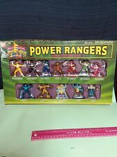 Bandai Mighty Morphin Power Rangers Collection Set 1 Original Box Vintage 1994
