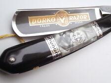 """Solinger RASOIO Da Barbiere Dorko 6/8"""" incredibile Straight Razor Solingen 1151 lignaggio!"""