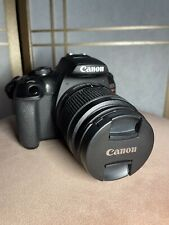 Canon EOS Rebel T7 (1500D) - Black (Kit with 18-55 Lens)