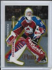 95-96 Select Certified Patrick Roy # 81