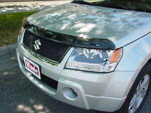 Suzuki Grand Vitara  2006 - 2011  Bugshield Hood Deflector Stone Guard